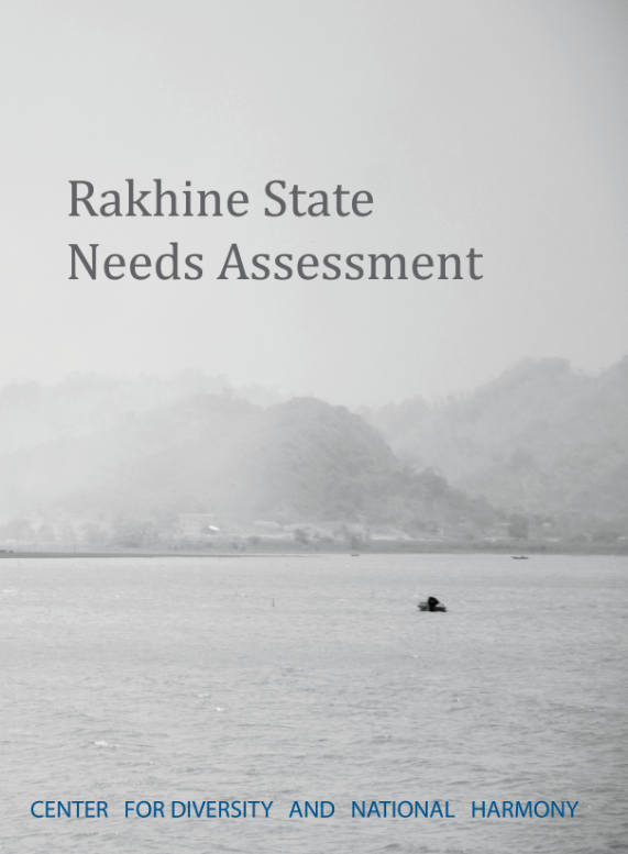 Rakhine State Needs Assessment (Cover)