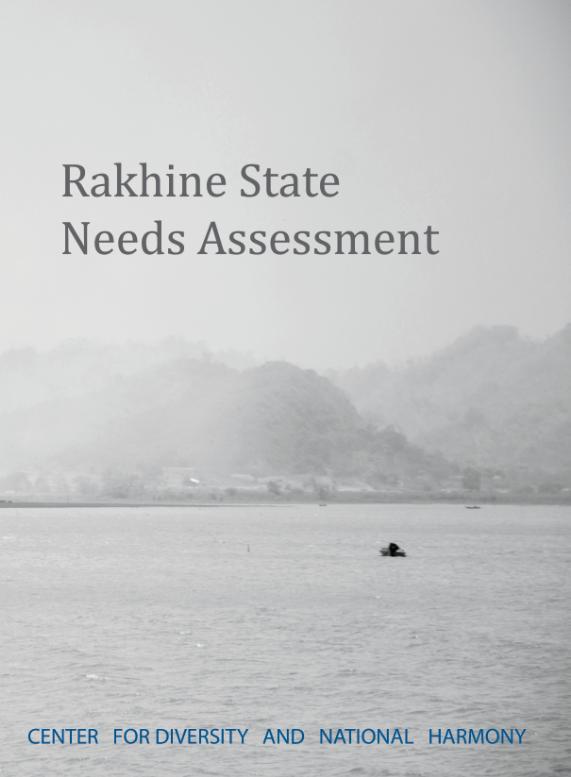 Rakhine State Needs Assessment (Cover)