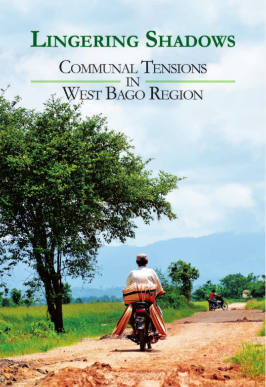 Communal Tensions In West Bago Region _ Cover